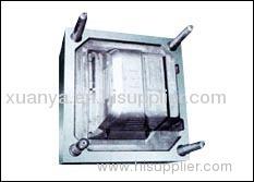 plastic TV set mould