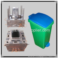 plastic trash can moulf