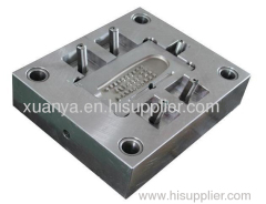 plastic telecontrol board mould