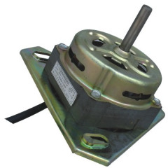 washing machine motor with ball bearings