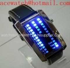 Fashion LED lady watch