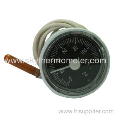 40mm capillary thermometers