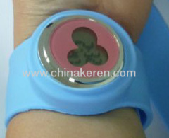 Fashion Silicone slap watchs