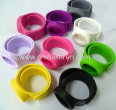 Hot Sell Fashion Silicone slap watch