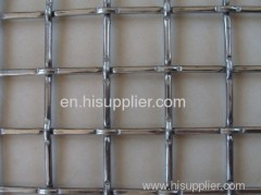 locked crimped wire screen