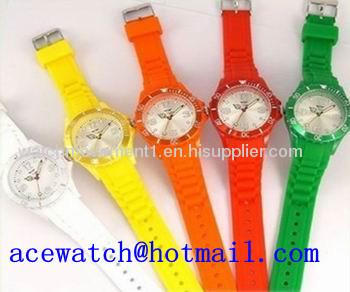 silicone watch silica gel wristwatches papa watches slap band watch H