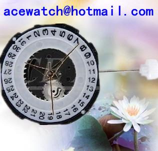 Quartz watch movement SL28
