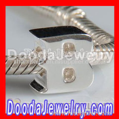 sterling silver european letter beads wholesale