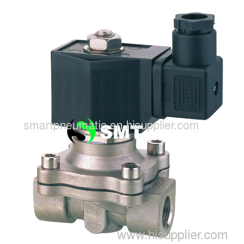 Stainless Steel ZS solenoid valve