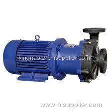 220v 25watts 15 to 450 L/min Magnetic Drive Pump CQF Series
