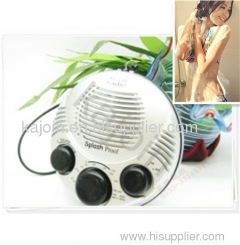 Kajoin Shower Radio Hidden Spy Camera Motion Detection