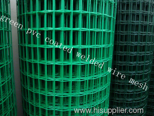 PVC -coated Welded wire mesh
