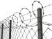 Electrical galvanized razor barbed wire mesh