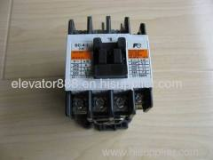 SC-4-1 magnetic ac electric contactor 220v 380v electric current 19A wholesale good quality electrical products