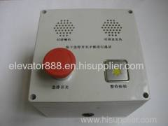 Elevator spare parts hoistway call box lift parts