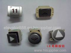 LG buttons elevator spare parts button push lift parts