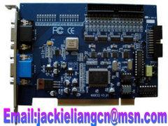 16CH Software DVR Card