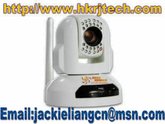 Mini High Speed PTZ IR Wireless IP Camera