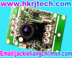 Video Doorbell Board Cameras