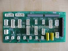 Hitachi elevator parts HVF3-CMLA pcb good quality
