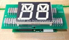 LG-Sigma Elevator Spare Parts PCB DCI-230 Display Board
