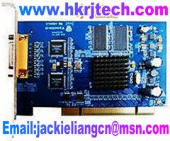 DHVEC0804LCN Hardware DVR Card