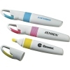 Promotional highlighter pens with carabiner