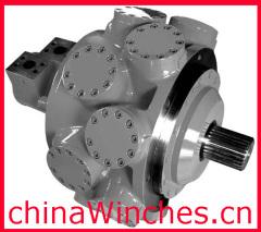 Staffa HMB hydraulic motor