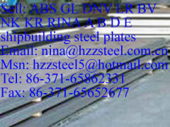 ABS GrA/ABS GrB/ABS GrD/ABS GrE shipbuilding steel plate