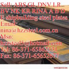 BV GrA/BV GrB/BV GrD/BV GrE shipbuilding steel plate