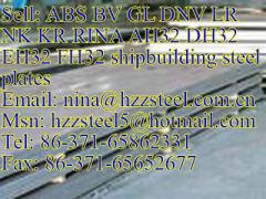 BV AH32/BV DH32/BV EH32/BV FH32 shipbuilding steel plate/marine steel plate