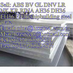 BV AH40/BV DH40/BV EH40/BV FH40 shipbuilding steel plates/marine steel plate