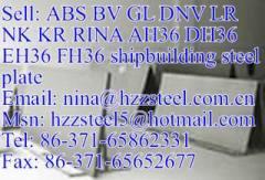 GL AH36/GL DH36/GL EH36/GL FH36 shipbuilding steel plate/marine steel plate
