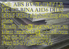 GL AH40/GL DH40/GL EH40/GL FH40 shipbuilding steel plate/marine steel plate