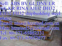 DNV AH32/DNV DH32/DNV EH32/DNV FH32 shipbuilding steel plate/marine steel plate