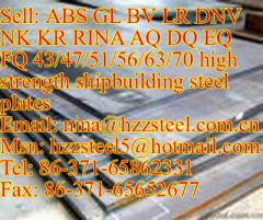 ABS EQ47/ABS EQ51/ABS EQ56/ABS EQ63/ABS EQ70 shipbuilding steel plate