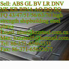 GL EQ47/GL EQ51/GL EQ56/GL EQ63/GL EQ70 shipbuilding steel plate