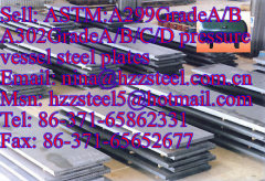 ASTM:A302GrA/A302GrB/A302GrC/A302GrD pressure vessel steel plates
