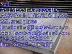 ASTM:A387Gr11/A387Gr12/A387Gr21/A387Gr21L/A387Gr22/A387Gr22L pressure vessel steel plate