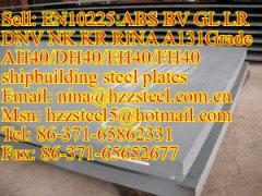 EN10225:ABS A131GrAH40/DH40/A131GrEH40/FH40 marine steel platec
