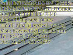 EN10225:ABS A131GrAH32/DH32/A131GrEH32/FH32 marine steel plate