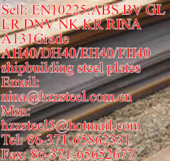 EN10225:LR A131GrAH32/DH32/A131GrEH32/FH32 marine steel plate