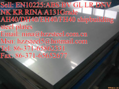 EN10225:BV A131GrA/A131GrB/A131GrD/A131GrCS/A131GrE marine steel plate