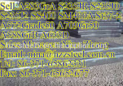 ASTM:A572Grade50 A709Gr50 A588GrB A633D E low-alloy high-strength steel plates