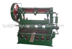 expanded metal sheet machine