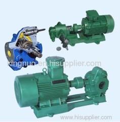1500w 18.3L/min Gear Oil Pump 1400r/min