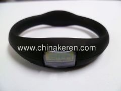 2013 newest black silicone watch