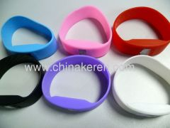 2013 newest silicone colors watch