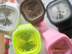 2013 hot sell Fashion Ion Silicone watch