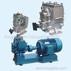 960r/min Arc Gear Oil Pump YHCB Series Large flow head high low noise